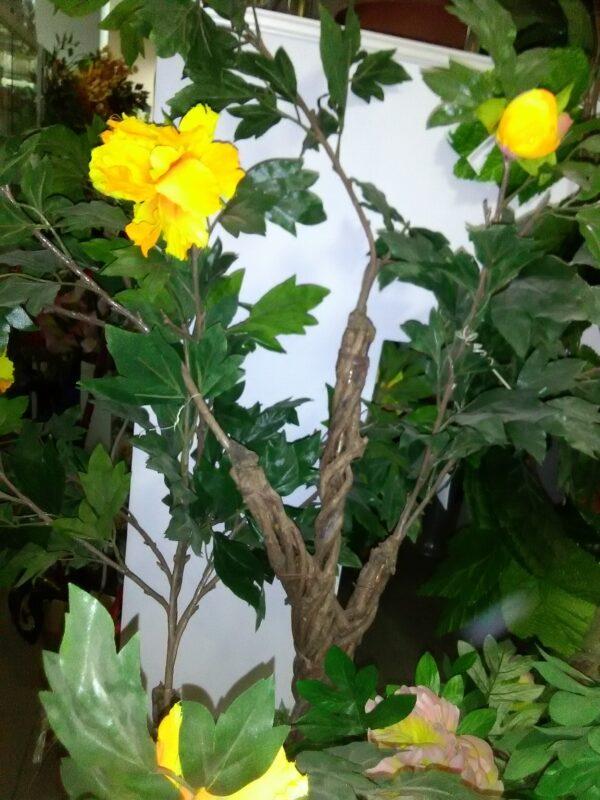 Пион древовидный искусственное растение купить в Барнауле