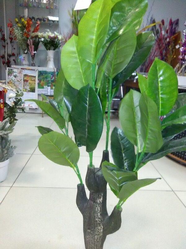 Фикус искусственное растение купить в Барнауле