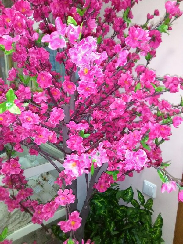 Сакура дерево искусственное растение купить в Барнауле