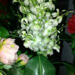 Люпин искусственный цветок купить в барнауле