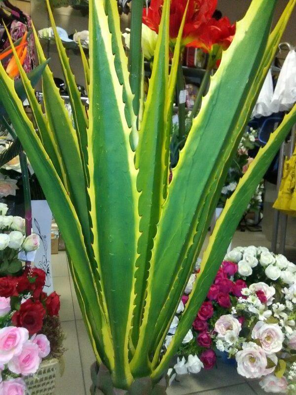 Агава кактус искусственное растение купить в Барнауле