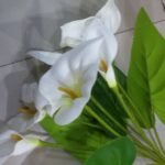 куст каллы искусственное растение купить в Барнауле