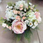 Композиции искусственных цветов